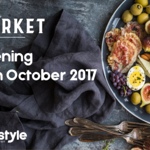 THE MARKET OPENS 25 OCT 2017