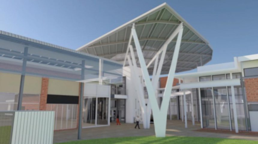 New Ballito Lifestyle Centre Starts to Take Shape