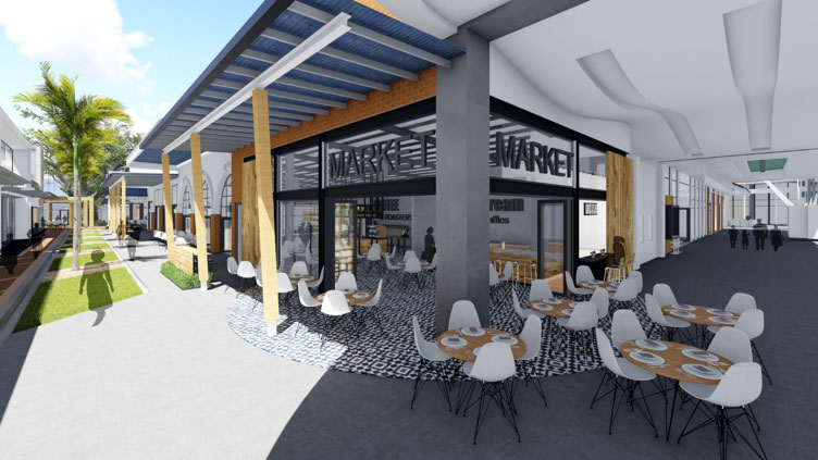 Reinvention of Ballito Lifestyle Centre
