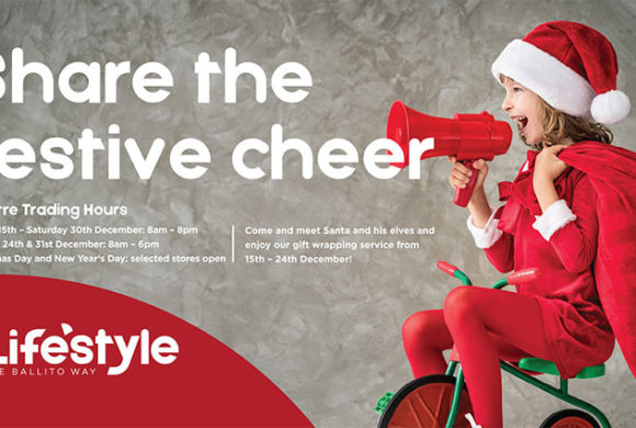Festive season at Lifestyle Centre