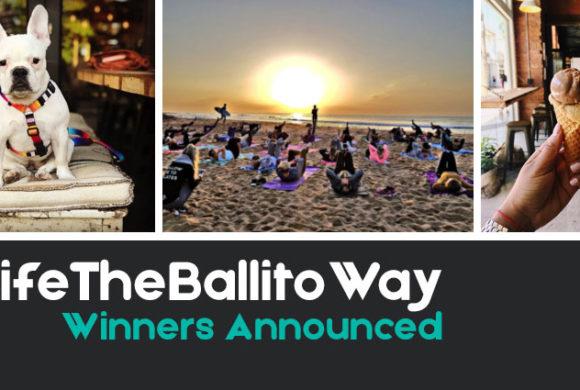 #LifeTheBallitoWay Winners Announced