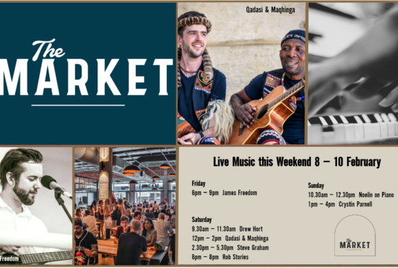 MUSIC @ THE MARKET – 8 FEBRUARY – 10 FEBRUARY