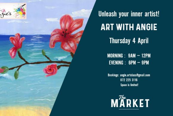 Art @ Angies – 4th April 2019
