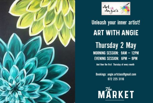 Art @ Angies – 2nd May 2019