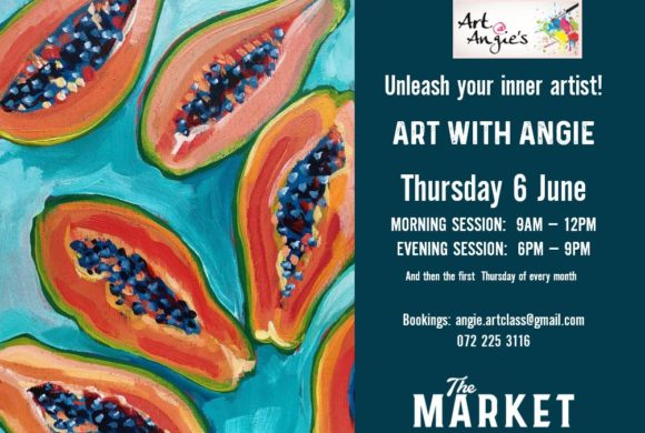 Art @ Angies – 6th June 2019
