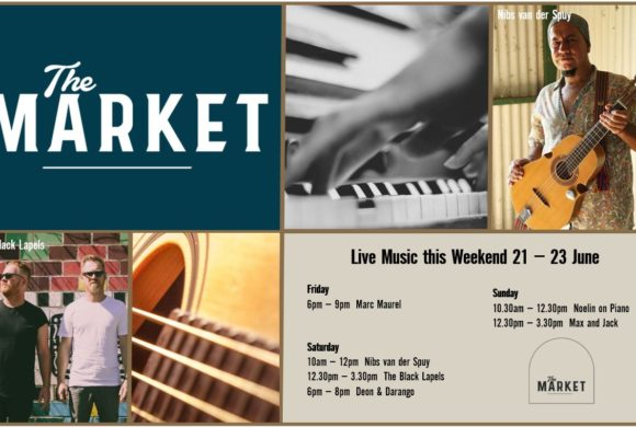 MUSIC @ THE MARKET – 21st JUNE – 23rd JUNE