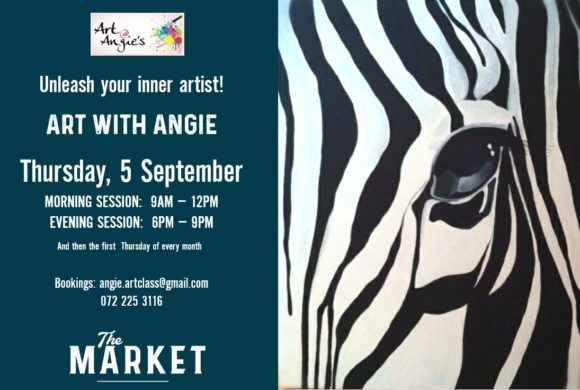 Art @ Angies – 5th September 2019