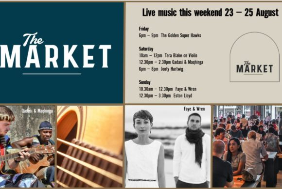 MUSIC @ THE MARKET – 23th August – 25th August