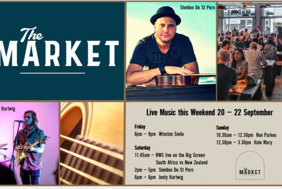 MUSIC @ THE MARKET – 20 – 22 SEPTEMBER