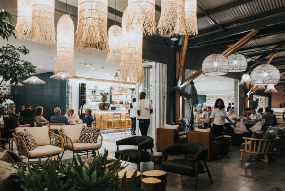 Attikos Mediterranean Grill opens at Lifestyle Centre