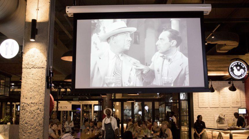 Movies at The Market