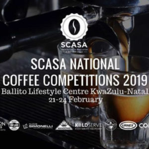 SCASA National Coffee Championships – 2019