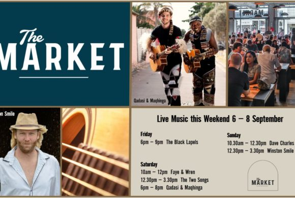 MUSIC @ THE MARKET – 6th September – 8th September