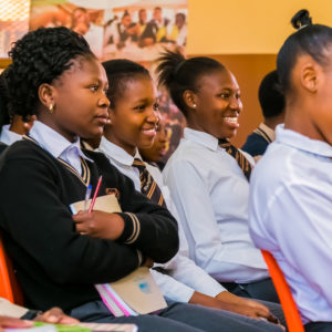 Lifestyle SUPERSPAR has launched a campaign to help school girls in nearby communities