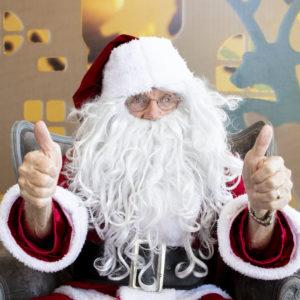 Meet Santa…