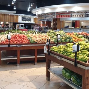 Lifestyle SUPERSPAR implements shifts