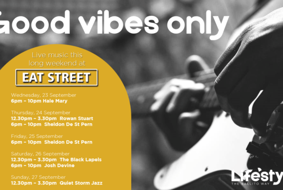 GOOD VIBES ONLY – 23 – 27 SEPTEMBER