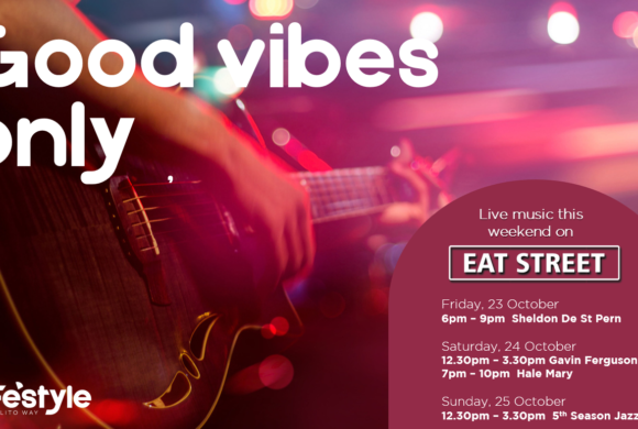 GOOD VIBES ONLY – 23 – 25 OCTOBER