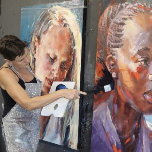 Pop up Art Gallery to showcase the work of North Coast artists