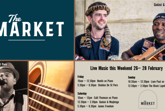 MUSIC @ THE MARKET – 26 – 28 FEBRUARY