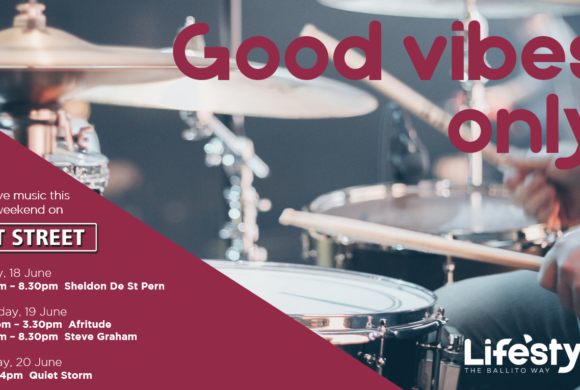 GOOD VIBES ONLY – 18 – 20 JUNE