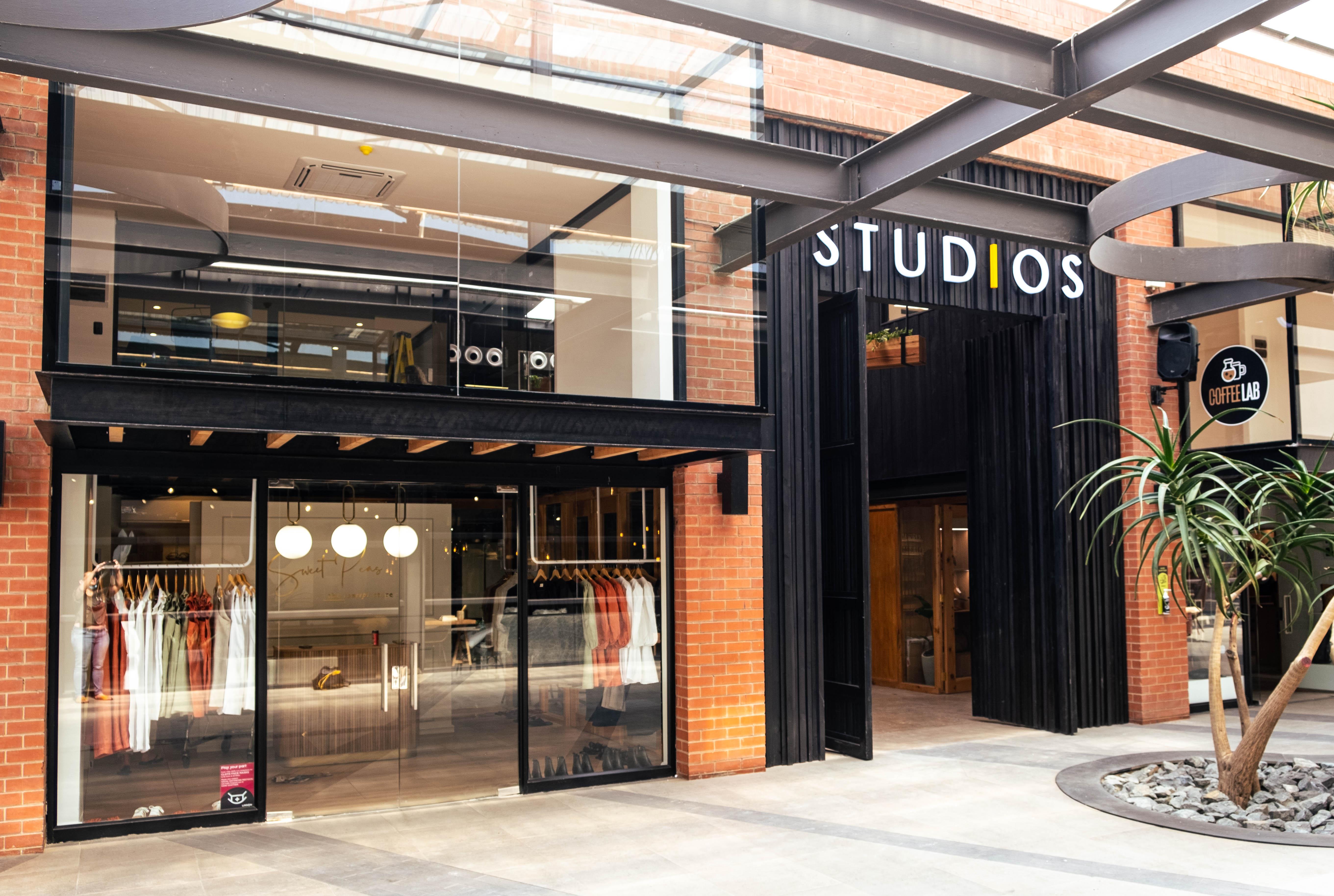 THE STUDIOS enhances the uniqueness of Lifestyle Centre